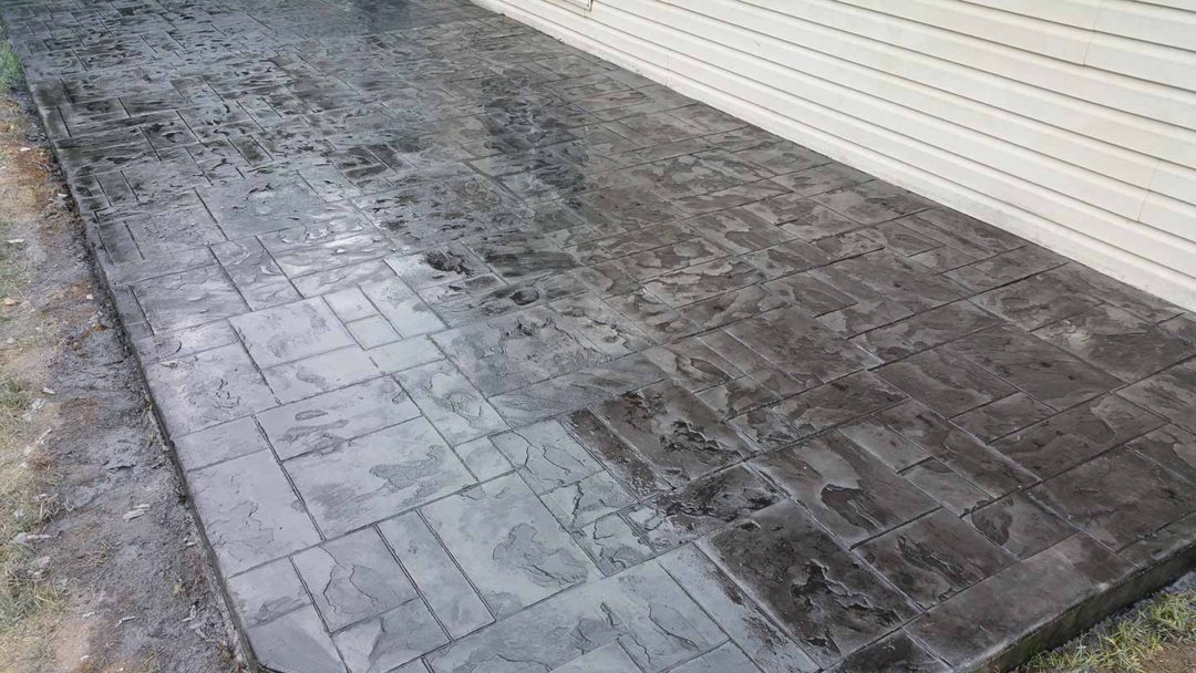 Stamped Concrete /01/