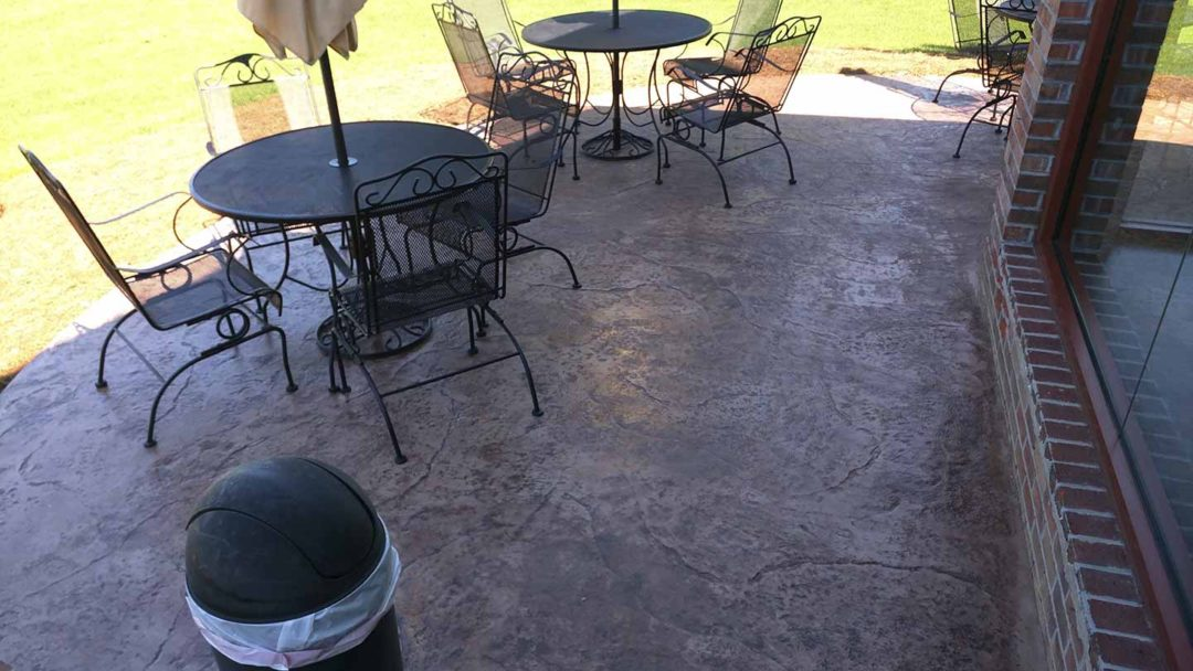 Stamped Concrete /07/
